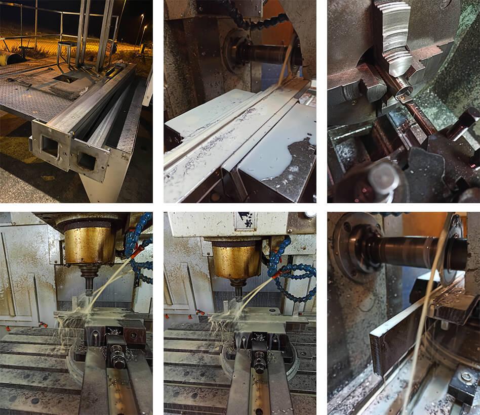 Transformación metal mecánica