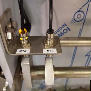 Detección automática final bobina