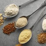 Flours, powdered milk and ground coffee Packaging machines