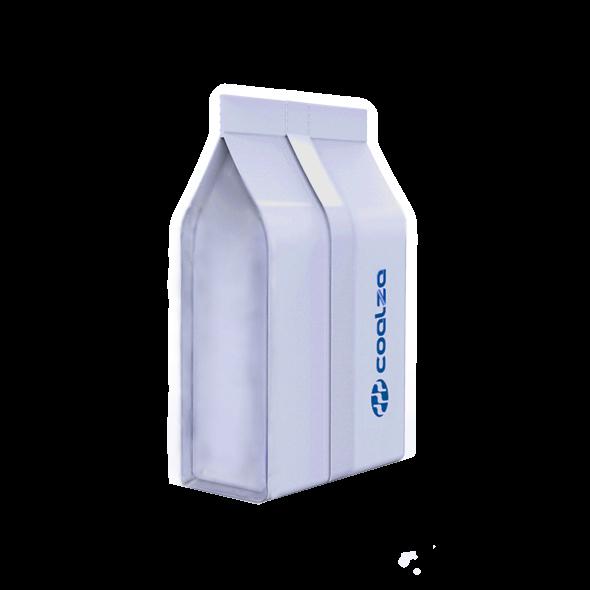 Block bottom 5 welds bag