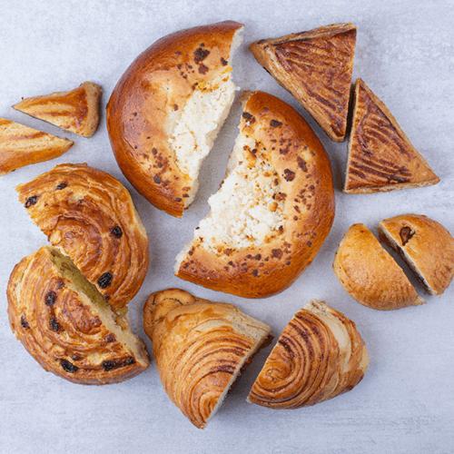 Bakery, pastries, breadcrumbs Packaging machines